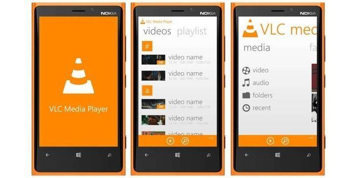 Vlc Video Player App Video Player Android Apps Play The Video