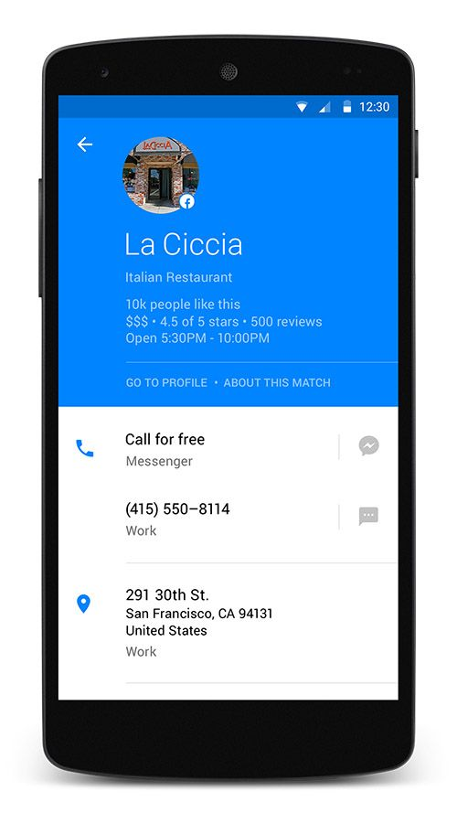Facebook has introduces Hello app which can help you decide whether you should attend a call or not by giving you details of person before attending the call, even if you don't have that number saved in your contacts.