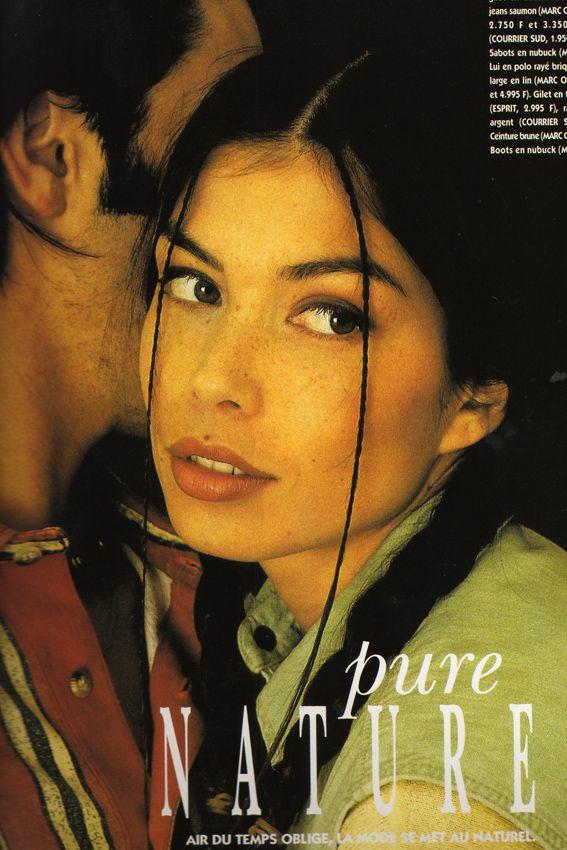 Throwback Thursday hashtag Chantal Hoogvliet 1994 Max Models