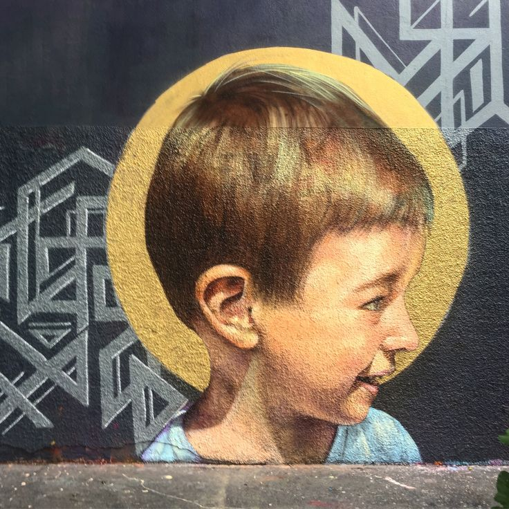 Lil' Child by @sef.01 #sef01 #calligraphy by @rever_odv #reverodv #odv #streetart #urbanart #graffiti #graff #wall #spray #ruedelafontaineauroi #paris