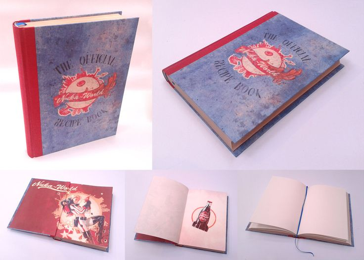 The Official Nuka World Recipe Book by Vanyanie.deviantart.com on @DeviantArt
