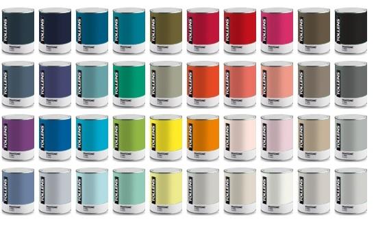 M s de 17 ideas fant sticas sobre nuancier tollens en pinterest peinture tollens peinture - Pantone tollens ...