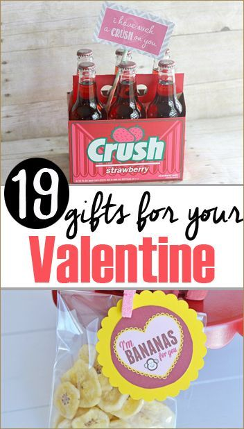 "19 Gifts for your Valentine.  Give your ""HONEY"" something special for Valentine's.  Great Valentine's Day gifts for Husbands, boyfriends, crushes... whom ever!  Gifts with ""punny"" food sayings."