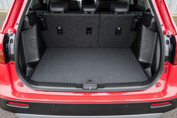 Suzuki Vitara S Boosterjet Compact SUV Bag