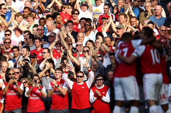 Arsenal - Unidos