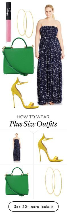 """""""Untitled #2106"""" by fcharese on Polyvore featuring Lana, Rachel Pally, Casadei, Dolce&Gabbana and NARS Cosmetics"""