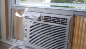Smallest Window Air Conditioner available