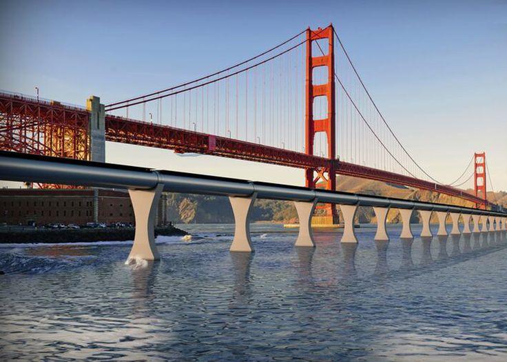 Hyperloop set to build $6 billion test track in California