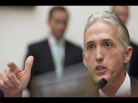 "Trey Gowdy's Furious ""What Happened To Hillary Clinton's 14,000 Emails?"""