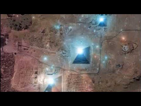 The Egyptian Pyramids Are Diamonds In The Sand - YouTube