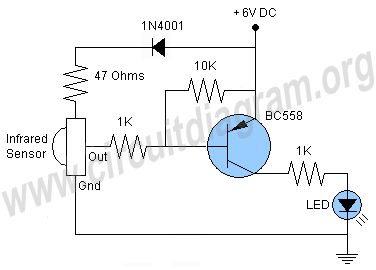 IR Remote Tester Circuit