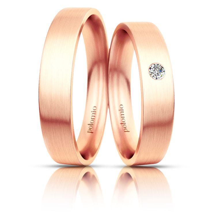 Snubní prsten Kora 4-02 Polomio Jewellery