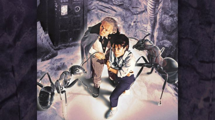First Doctor DVD Covers | Gallery | Doctor Who Planet of Giants