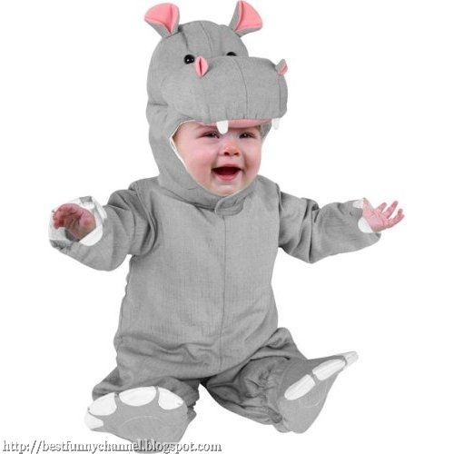 Baby hippo - OMG! Lucy needs this.