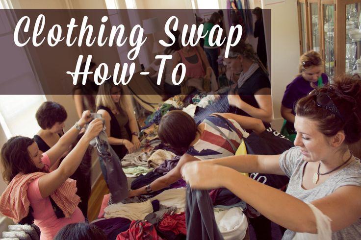Clothing Swap titel