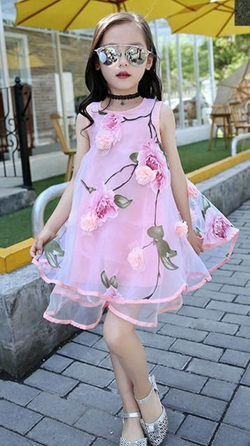 Sylish Little girls fashion