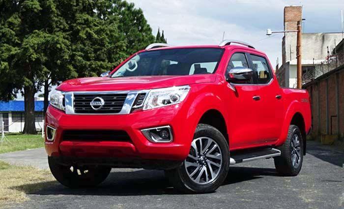 2019 Nissan Frontier Redesign Best Pickup Truck