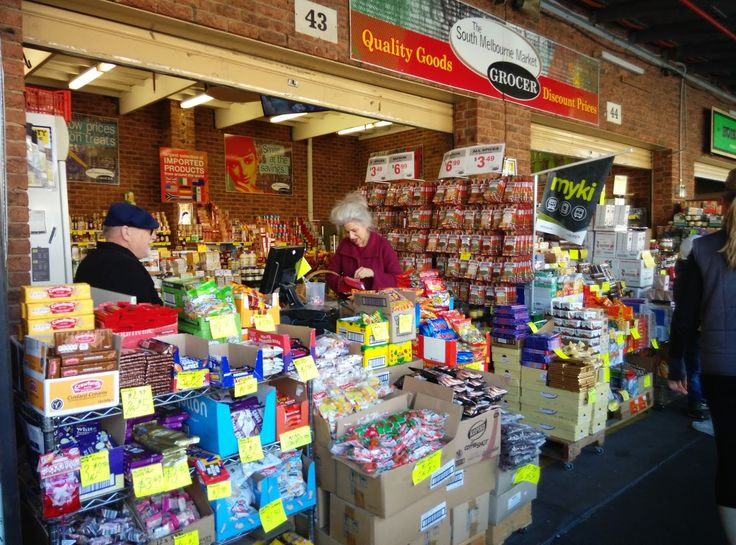 South Melbourne Market is the oldest continuing market operating in Melbourne, commenced operation in 1867 on land made available under a...