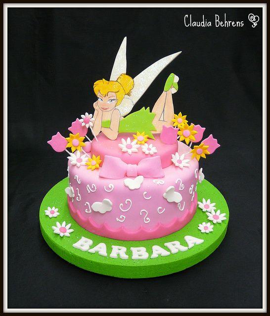 Best Claudia Behrens Cakes Images On Pinterest Biscuits Kid - Birthday cake barbara