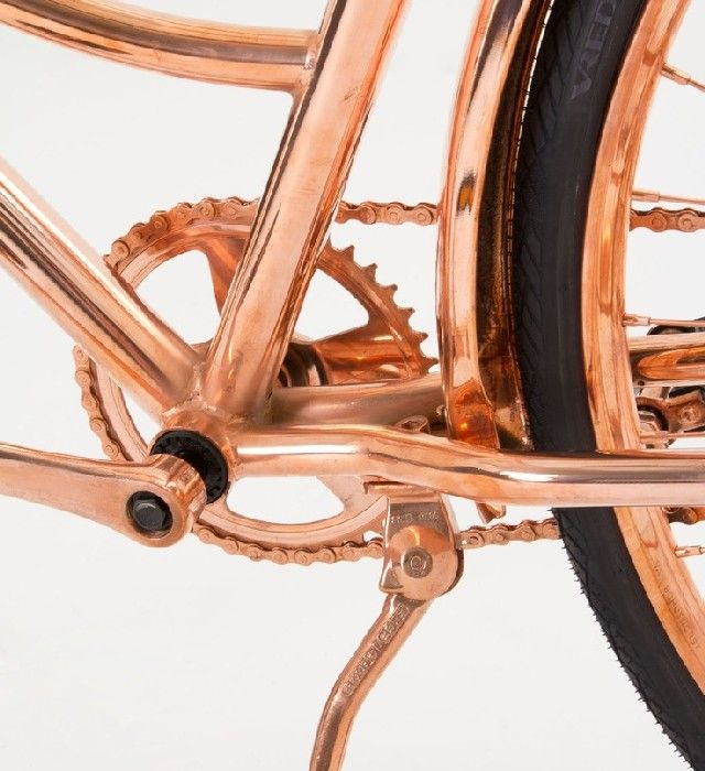143 Best Images About Metal | Bronze Copper & Rosegold On