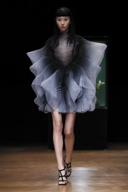 Iris Van Herpen Couture Fall Winter 2017 Paris
