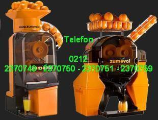 Set Üstü Otomatik Portakal Sıkma Makinası Satışı 0212 2370750