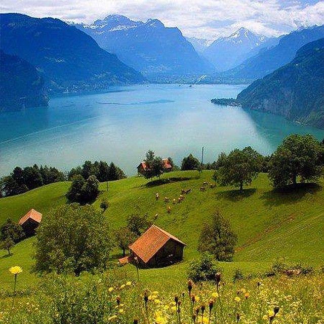 #LakeLucern, #Switzerland #travel #traveleze #traveling #holiday #holidays