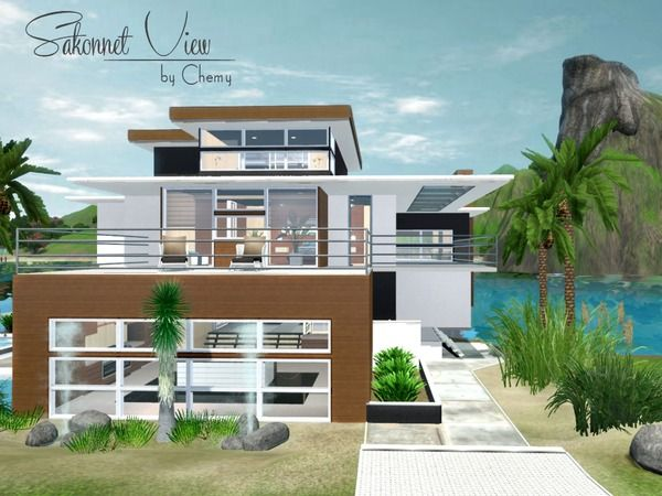Find this Pin and more on The Sims 3 house design. 229 best The Sims 3 house design images on Pinterest