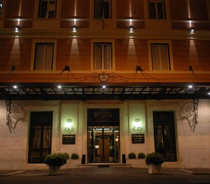 Hotel Diana in Rome is an historical hotel founded in 1939 by Benedetto De Angelis forefather of one of Rome's oldest and well known Roman families in the hotel trade Built during the Umbertine Period, minutes from the Opera House and Termini Station, the Hotel Diana lies surrounded by Rome's famous monuments and landmarks, such as the Basilica of Santa Maria Maggiore, the Roman Forum, the Colosseum, the Spanish Steps, and the Trevi Fountain.