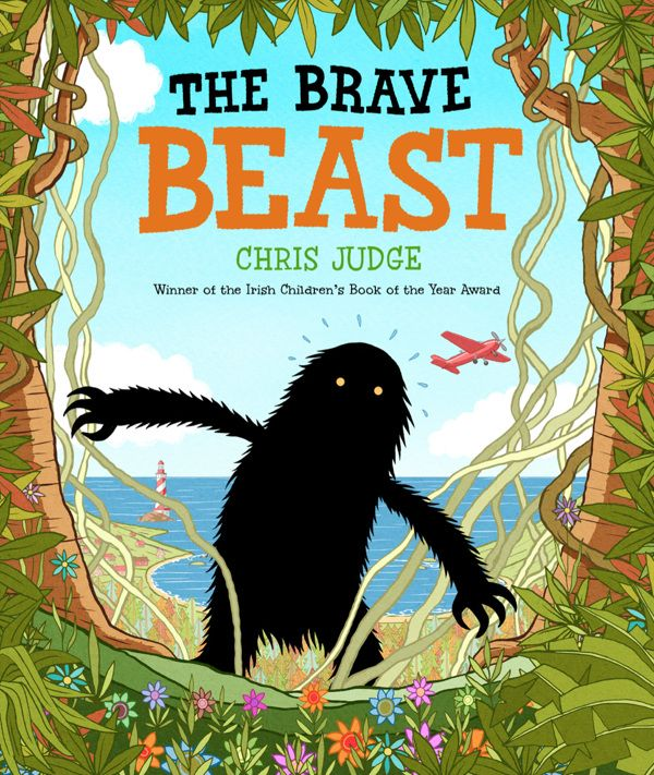 The Brave Beast cover