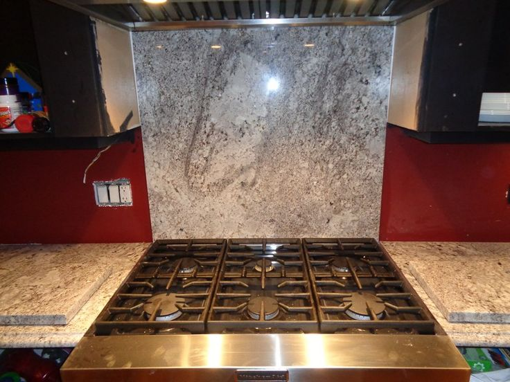 Absolute White, Antioch IL, Apron Sink Granite, Ogee Edge Granite  Countertops Projects Installed December 2015 By AMF Brothers