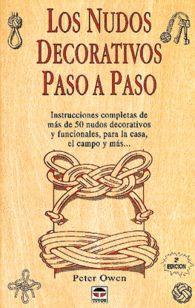 LOS NUDOS DECORATIVOS PASO A PASO INSTRUCCIONES CO