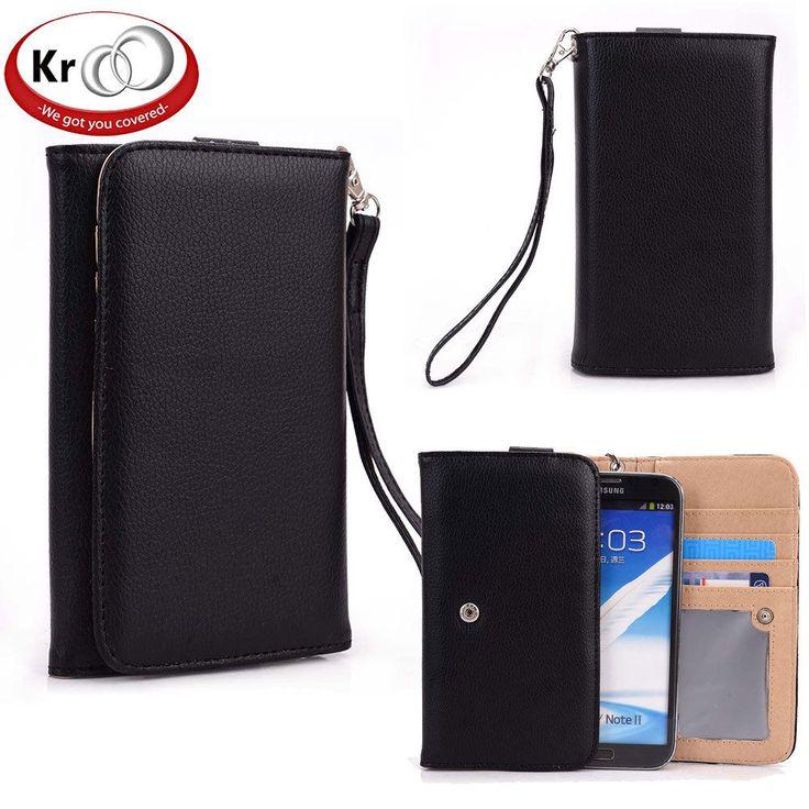 Kroo Clutch Wristlet Wallet for Apple iPhone 6 Plus Six + #Kroo