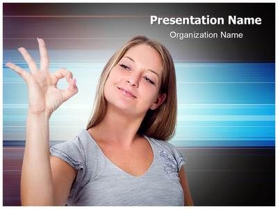 Check out our professionally designed Approval Gesture PPT template. Download our Approval Gesture PowerPoint presentation affordably and quickly now. Get started for your next PowerPoint presentation with our Approval Gesture editable ppt template. This royalty free Approval Gesture Powerpoint template lets you to edit text and values and is being used very aptly for Approval Gesture, expression, success, expressing, winner, gesture, gesticulating, approval and such PowerPoint presentation.