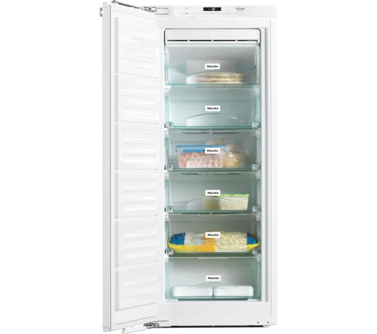 #homeappliances MIELE FNS35402i Integrated Tall Freezer: Top features:- Save on your household utility bills with an A++… #electronics