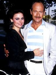 Delta Burke and Gerald McRaney ...Mac recited a poem to me that he had written about Delta and almost made me cry.