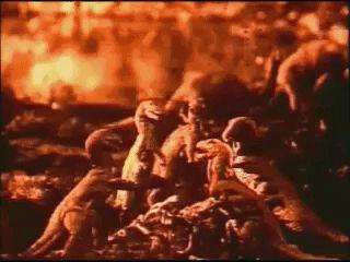 "purpledestinytale-fan: ""The Lost World - dir. Harry O. Hoyt (1925) """