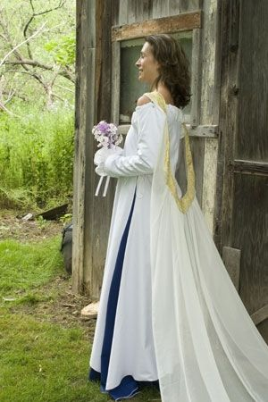 49 best wiccan wedding dresses images on pinterest medieval dress renaissance elizabethan wiccan wedding bridal cloaks and capes muffs robes junglespirit Gallery