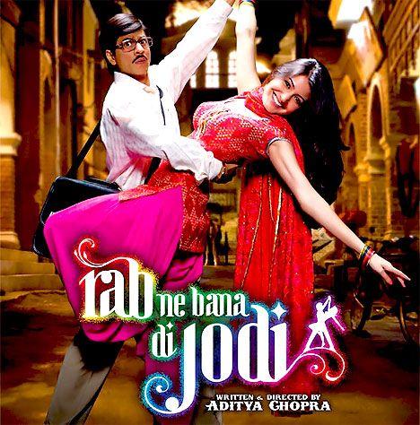 Rab ne bana di jodi... A match made by God. Sigh, Bollywood love <3