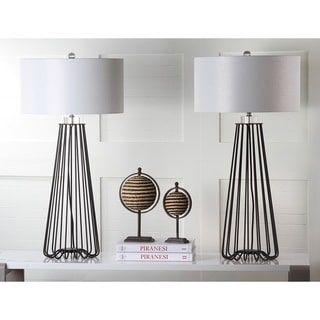 Safavieh Lighting 33-inch Estill Table Lamp (Set Of 2)