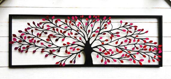 Best 25+ Metal Tree Wall Art Ideas On Pinterest