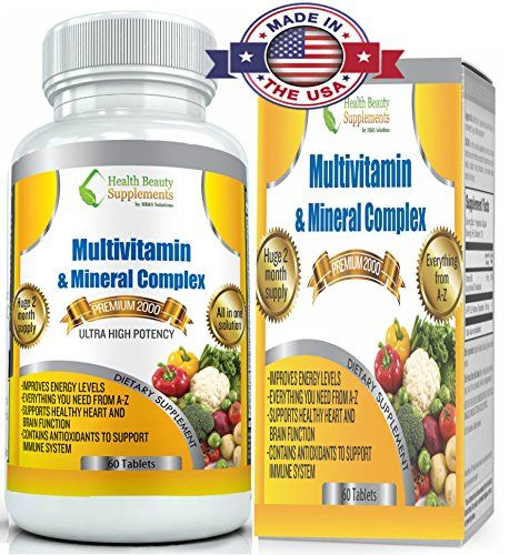 -ULTRA DAILY MULTIVITAMIN & MINERAL WITH IRON- Most Compl... https://www.amazon.com/dp/B01346LJBA/ref=cm_sw_r_pi_dp_O9LMxbD1CBCNS