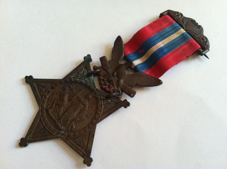 Secret Donor Turns In Stunning Civil War Medal To 'Honor All Veterans'