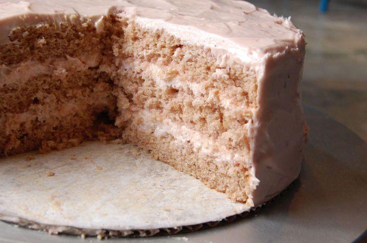 Strawberry Jello Cake Recipe From Scratch: Southern Strawberry Cake From Scratch!