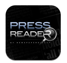 Best app for reading news papers and magazines on iPhone, iPad - Supports over 59 languages and over 2300 newspapers across the world - PressReader