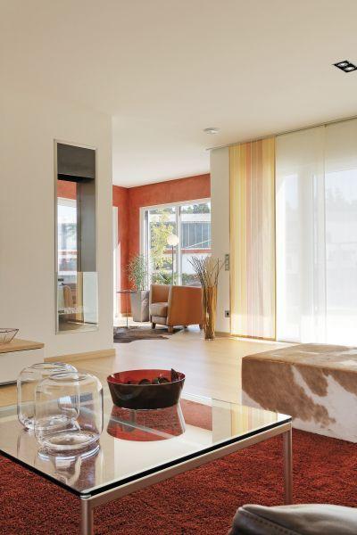 23 best Musterhäuser Wohnzimmer images on Pinterest Living - whirlpool im wohnzimmer