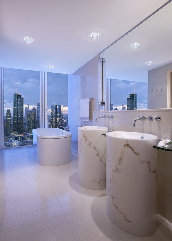 60 Best Images About Luxury Bathrooms On Pinterest Powder Room Design Powder And House Ideas