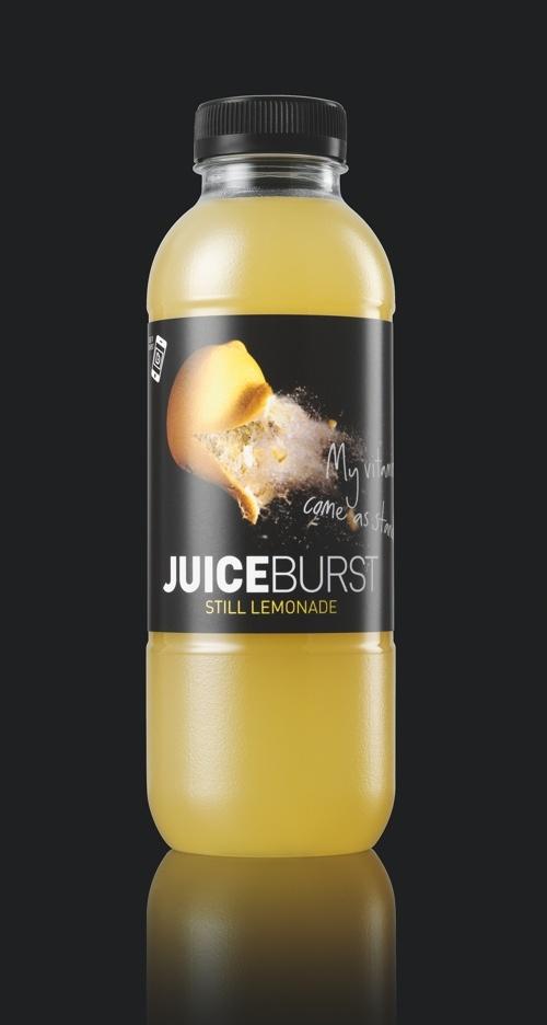 JuiceBurst Still Lemonade