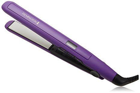 The Remington S5500 Digital Anti-Static 1 Inch Ceramic Hair Straightener is very light, and you can make your thin hair curl within five minutes in a straightforward procedure. The straightener never pulls your hair like the other straighteners.http://www.myhaircarecoach.com/remington-flat-iron-reviews-best-hair-straightener/