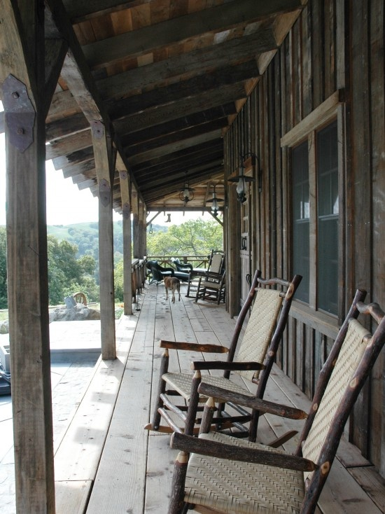 Cabins With Wrap Around Porches Design Pictures Remodel